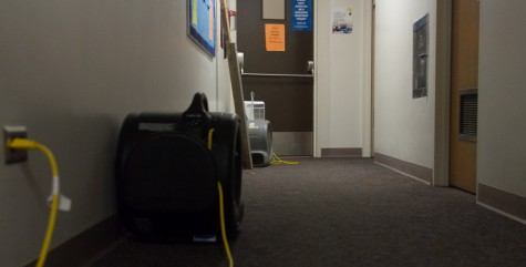 Cold causes pipes to burst in 3 residence halls