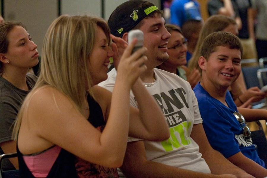 UB welcomes students to stay 'Up All Nite'