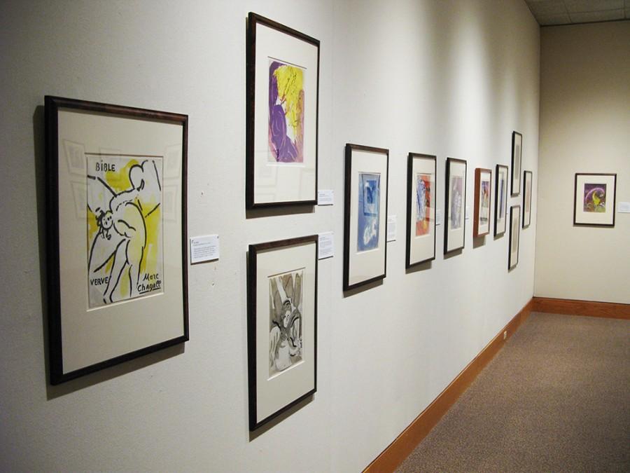 Tarble exhibit features Biblical artwork