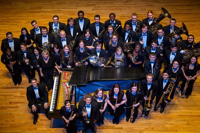 Wind Symphony to raise scholarship funds for music majors