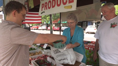 Video: Farmers Market on the Square