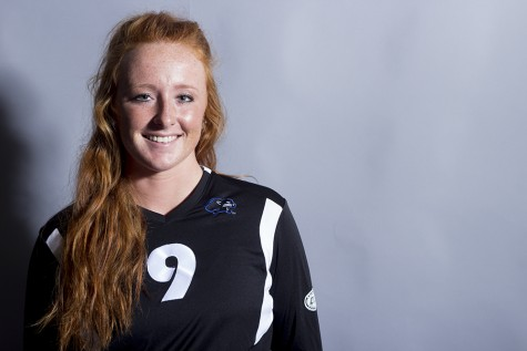 Hueston to bring consistency to volleyball team