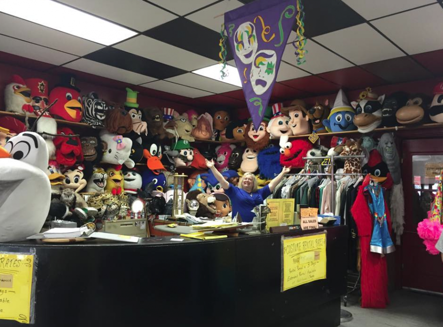 Local Costume Shop Offers Many Options For Halloween