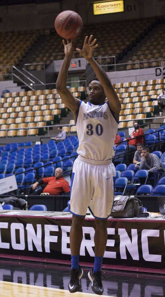Dylan Chatman was 39 percent from the field goal line and 37 percent from the 3-point line during his two years on the Eastern basketball team.