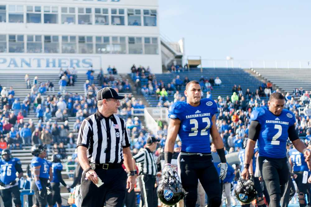The Panthers fell to Northern Iowa 53-17 in the first round of the FCS playoffs on Saturday.