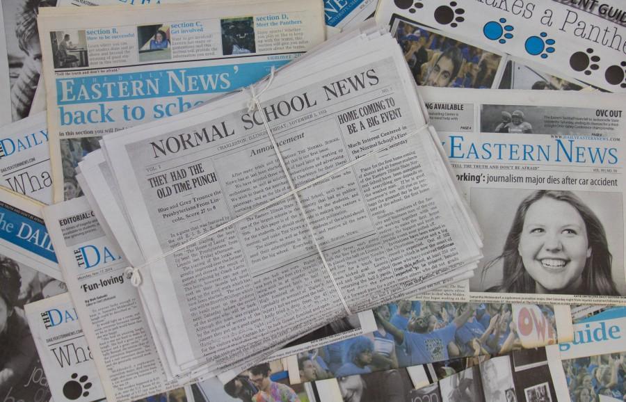 The News begins centennial celebrations