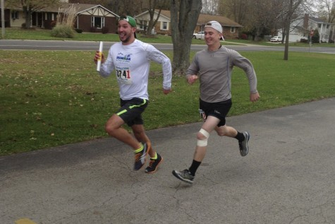 40-mile relay to help Parks and Recreation