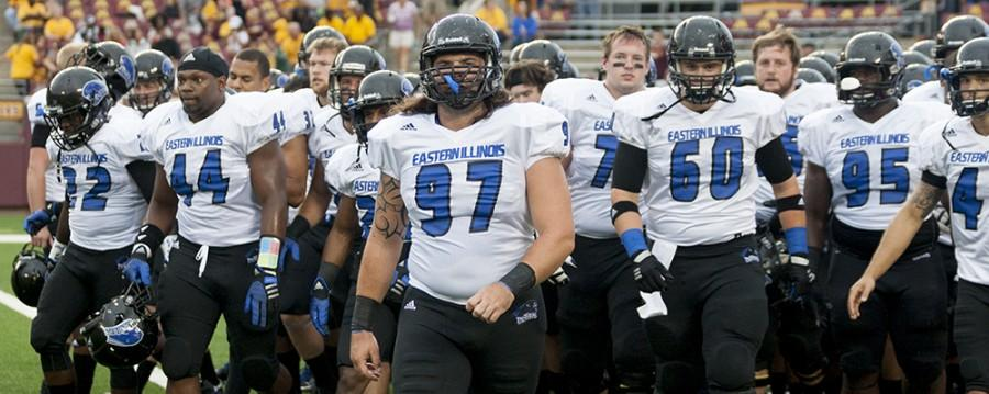 Dino Fanti, once a defensive tackle for the Panthers graduated in December 2015. He was named for a slew of athletic award, including FCS Defensive Tackle of the Year