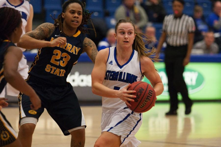 Sophomore guard Grace Lennox scored a career-high 23 points in the Panthers 74-71 loss to Murray State on Wednesday in Lantz Arena.