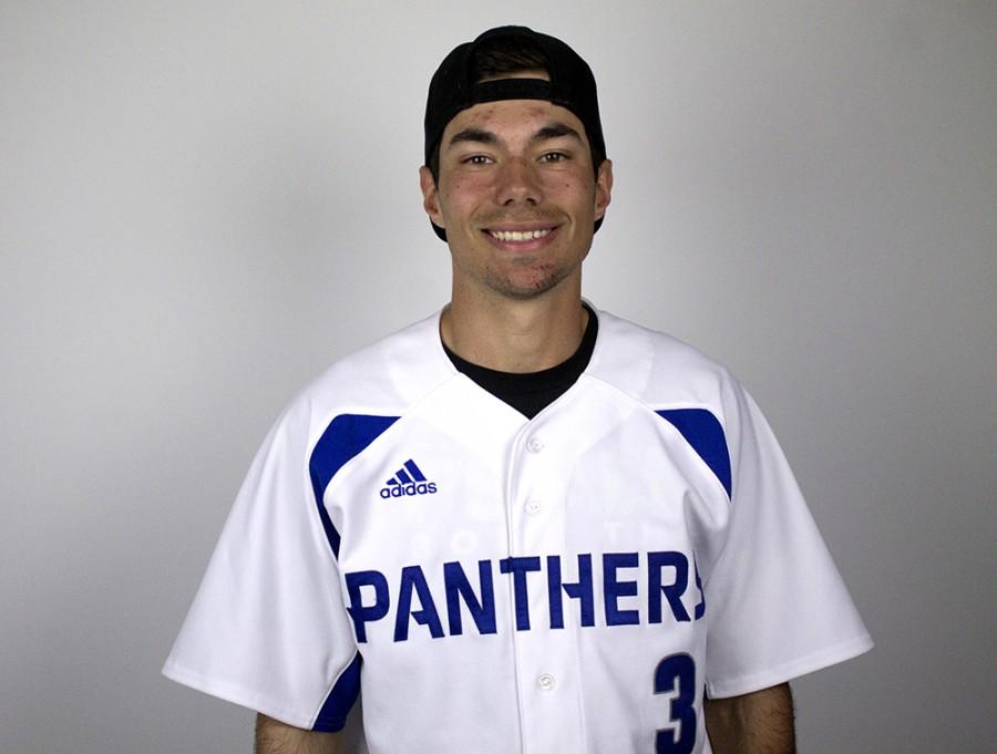Freshman Dane Toppel