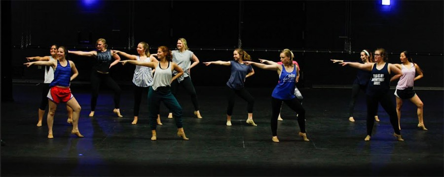 EIU Dancers will be showcasing dances from various decades Friday at 7 p.m. and Saturday at 2 p.m. and 7 p.m.
