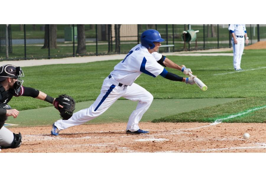 Freshman Dane Toppel has 13 runs and 16 hits on the season for the Panthers.