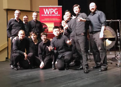 The World Percussion Group will be visiting Eastern as a part of their two-month world tour 7:30p.m Monday in the Dvorak Concert Hall.