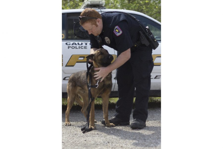 Charleston police welcome, train new K-9