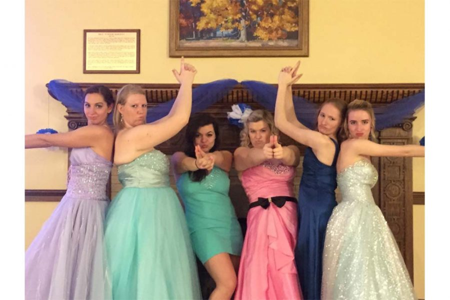 Students use Pemberton Prom to dress up and have a good time with their friends.