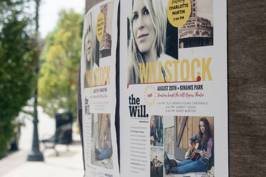 Willstock%2C+featuring+Eastern+alumna+Charlotte+Martin%2C+will+use+money+raised+to+benefit+the+Will+Rogers+Theatre+in+Downtown+Charleston.