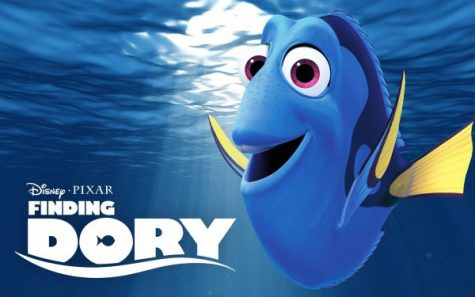 "One of the posters for Disney Pixar's ""Finding Dory."" The film premiered in Los Angeles on June 8, 2016 and nationwide on June 17, 2016."