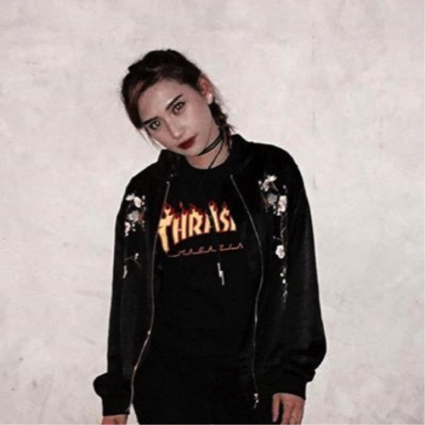 Alexa Ambrenilla said she gets her inspiration from Korean street wear.