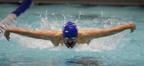 Swim teams lose toEvansville