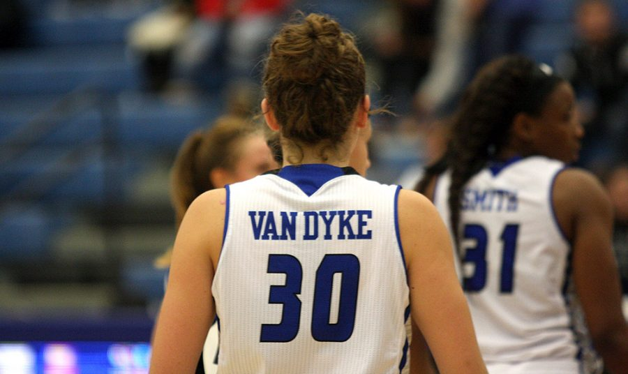 Freshman Allison Van Dyke is this week's Top Cat. She has been named OVC Freshman of the Week four times this season and had a season-high point total of 23 against Tennessee-Martin.