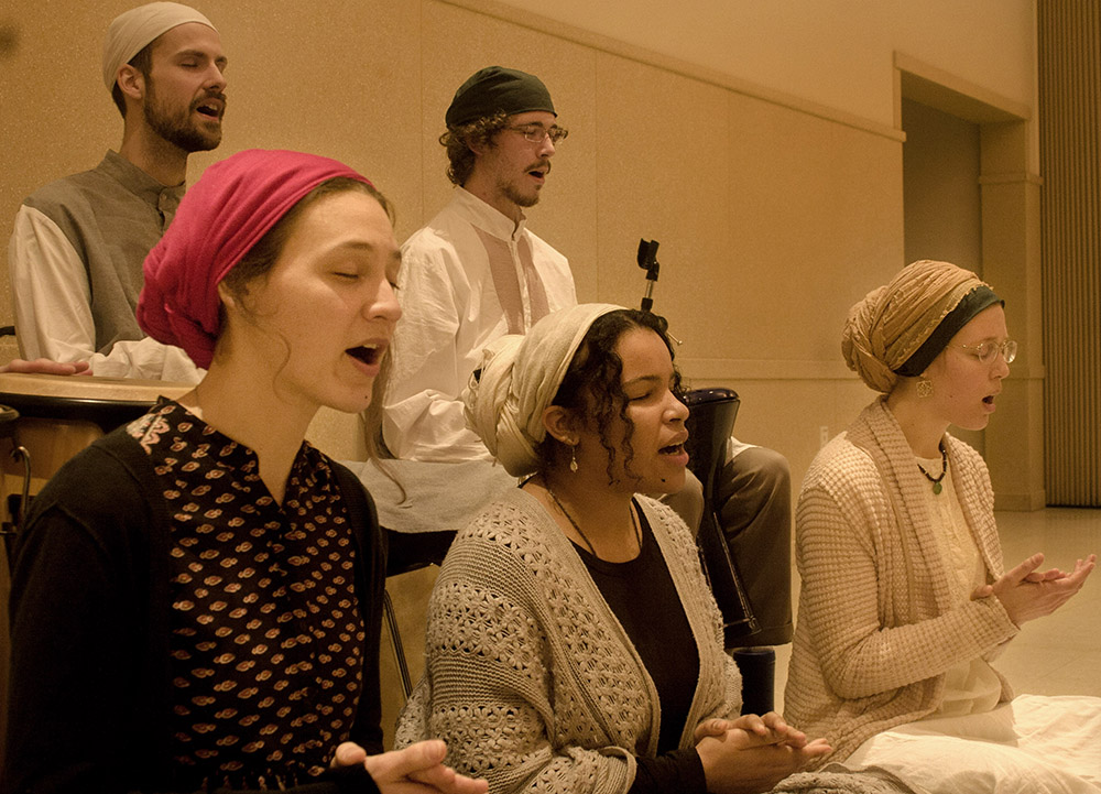 Traditions influence meditative melodies - The Daily Eastern News 2