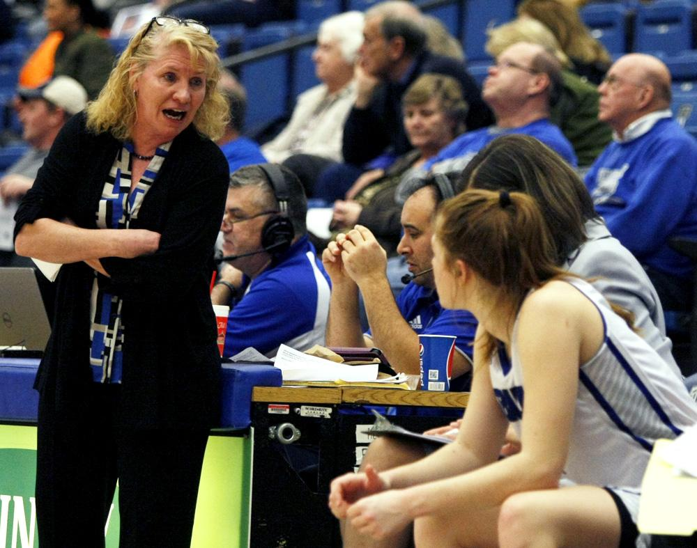 Athletic director Tom Michael announced Tuesday the contract of women's basketball coach Debbie Black would not be renewed. Black was 34-80 overall and 21-43 in OVC play over four seasons as coach.