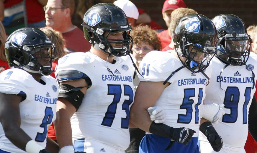 Eastern+Football+announced+they+will+open+the+2018+football+season+on+the+road+at+the+University+of+Arkansas.+The+matchup+will+be+the+first+meeting+between+the+Panthers+and+an+SEC+opponent.
