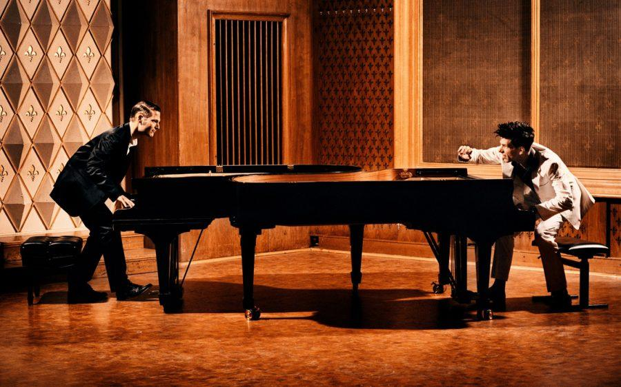 German duo to compete on piano