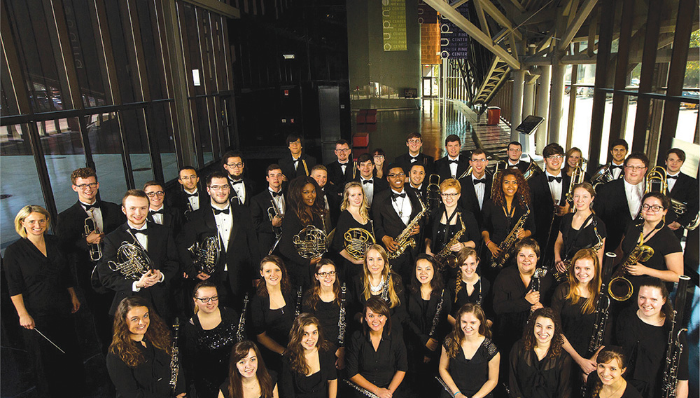 "The Eastern Wind Symphony will play Leonard Bernstein's music at its ""Bernstein Bash"" on Saturday. The performance will feature works from operettas and musicals such as ""West Side Story."""
