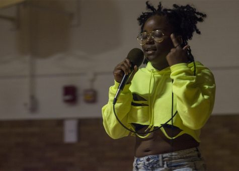 Performers, audience members show that 'EIU's GotTalent'