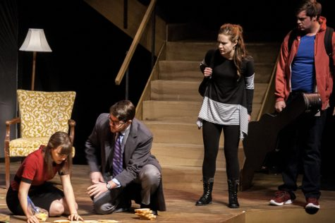 'Next to Normal' opens for cheering audience