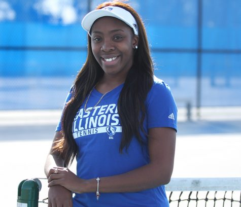 Lois Alexis was hired as the new Eastern women's tennis team's head coach. Alexis said she wants to bring Eastern to a winning mindset and turn the players into champions on and off the court.