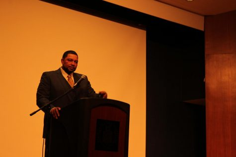 Vigil, march hosted by Alpha Phi Alpha honors Martin Luther King, Jr.'s legacy