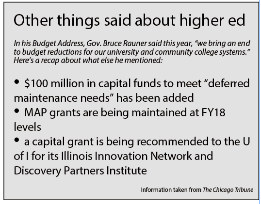 Gov. Rauner Promises A Balanced Budget Proposal