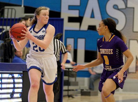 Women's basketball eyes redemption over Austin Peay