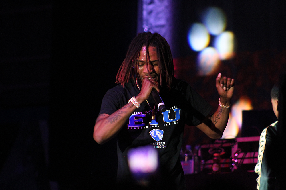 Screaming fans welcome Fetty Wap Saturday – The Daily