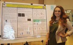 Student Spotlight: Kyrsten Holderby will present research at national conference