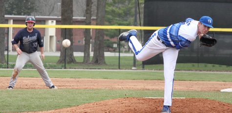 Baseball team takes two-of-three from Belmont