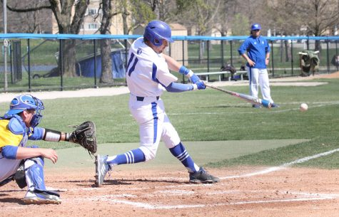 Panthers baseball takes one game against Belmont