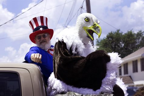 Community celebrates with Fourth of July Parade