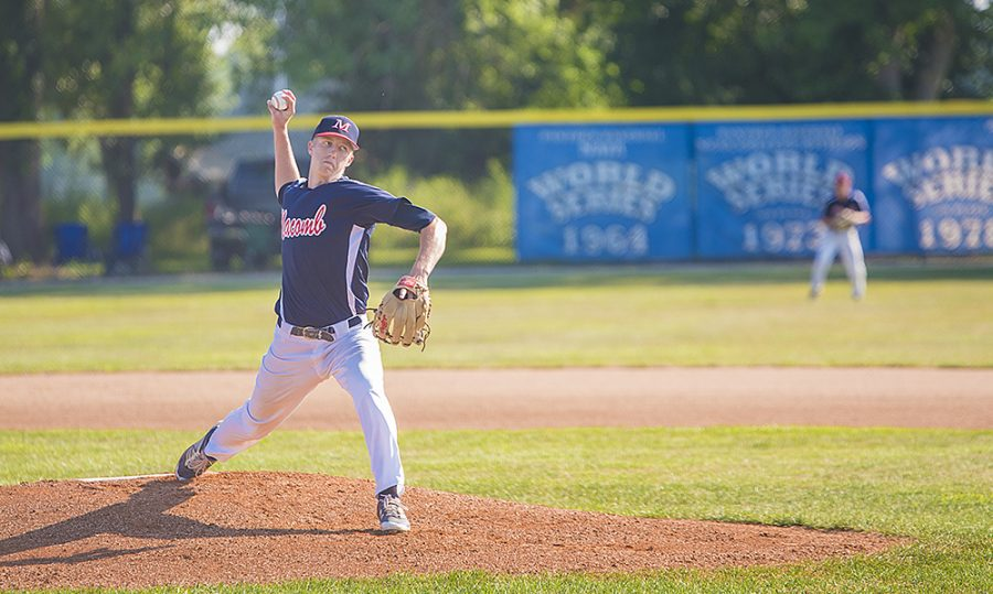 FEATURE PHOTO: Pitching for thewin