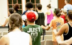 PHOTO GALLERY: Drum major camp in Buzzard