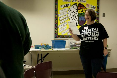 Students train for Youth Mental Health First Aid