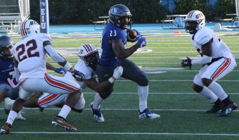 Colonels rally late to beat Panthers31-23