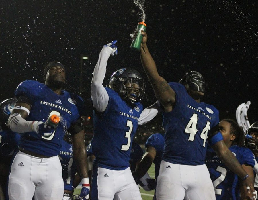 Turnovers forever: How a Black Panther mask has inspired Eastern's defense to force moreturnovers