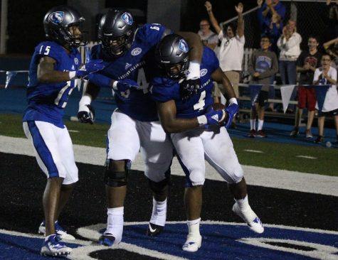 Panther football team faces 'daunting' task in Jacksonville State