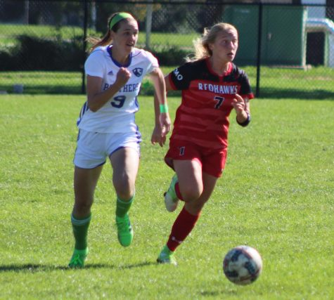 Eastern women's soccer team falls to Southeast Missouri 1-0 in overtime