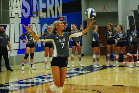 Eastern volleyball team sweeps weekendmatches