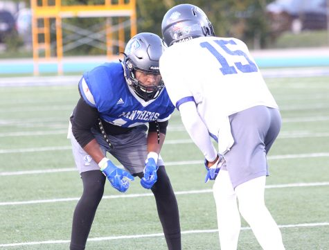 Work, eat, practice, do it again: How Eastern's Javon Turner survived on one hour of sleep, but still playedfootball