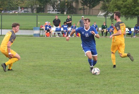 Summit League men's soccer set for big weekend of games